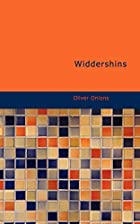 Another cover of the book Widdershins by Oliver Onions