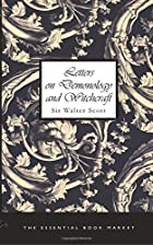 Cover of the book Letters on Demonology and Witchcraft by Walter Scott