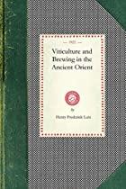 Cover of the book Viticulture and brewing in the ancient Orient by Henry Frederick Lutz