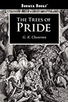Another cover of the book The Trees of Pride by G.K. Chesterton