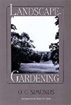 Cover of the book Landscape-gardening by O. C. (Ossian Cole) Simonds