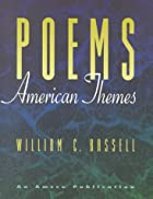 Another cover of the book Poems by Cora C. Bass