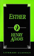Another cover of the book Esther by Henry Adams