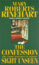 Cover of the book The Confession by Mary Roberts Rinehart