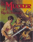 Another cover of the book The Mucker by Edgar Rice Burroughs