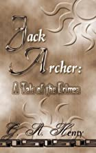 Another cover of the book Jack Archer by G.A. Henty