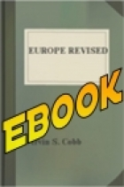 Cover of the book Europe Revised by Irvin S. Cobb