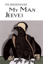 cover for book My Man Jeeves