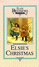 Another cover of the book Christmas with Grandma Elsie by Martha Finley