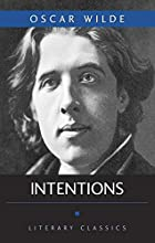 Cover of the book Intentions by Oscar Wilde