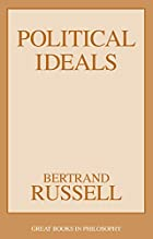 Another cover of the book Political Ideals by Bertrand Arthur William 3rd Russell