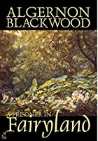 Another cover of the book A Prisoner in Fairyland by Algernon Blackwood