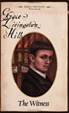 Another cover of the book The Witness by Grace Livingston Hill Lutz