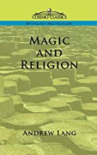 Cover of the book Magic and religion by Andrew Lang