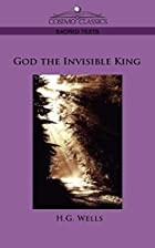 Another cover of the book God the Invisible King by H.G. Wells