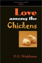 cover for book Love Among the Chickens