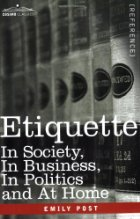 cover for book Etiquette