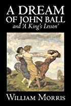 Another cover of the book A dream of John Ball by William Morris