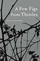 Another cover of the book A Few Figs from Thistles by Edna St. Vincent Millay