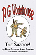 Another cover of the book The Swoop by P.G. Wodehouse