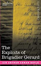 Another cover of the book The Exploits of Brigadier Gerard by Arthur Conan Doyle