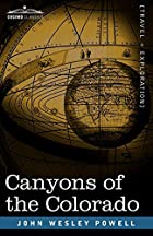 Cover of the book Canyons of the Colorado by John Wesley Powell