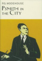 cover for book Psmith in the City