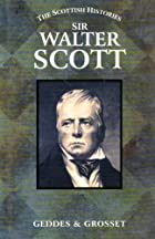Cover of the book Sir Walter Scott by George Saintsbury