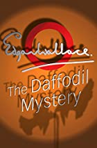 Another cover of the book The Daffodil Mystery by Edgar Wallace