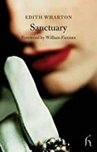 Another cover of the book Sanctuary by Edith Wharton
