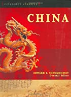 Cover of the book China by Harold Edward Gorst