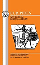Cover of the book Scenes from Euripides by Euripides