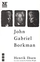 Another cover of the book John Gabriel Borkman by Henrik Ibsen