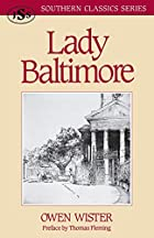 Cover of the book Lady Baltimore by Owen Wister