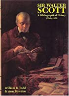 Cover of the book Sir Walter Scott by William Henry Hudson