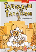 Another cover of the book Tartarin of Tarascon by Alphonse Daudet