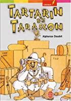 Another cover of the book Tartarin of Tarascon by Alphonse Daudet