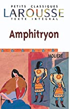 Another cover of the book Amphitryon by Molière