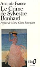 Another cover of the book The Crime of Sylvestre Bonnard by Anatole France