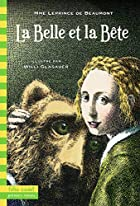 Another cover of the book Beauty and the Beast by Marie Le Prince de Beaumont