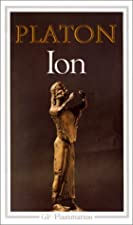 Cover of the book Ion by Plato