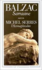 Another cover of the book Sarrasine by Honoré de Balzac