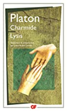 Cover of the book Charmides by Plato
