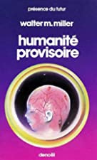Another cover of the book Conditionally Human by Walter M. Miller