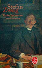Cover of the book Émile Verhaeren by Stefan Zweig