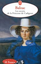 Another cover of the book Secrets of the Princesse de Cadignan by Honoré de Balzac
