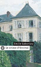Another cover of the book The Mystery of Orcival by Émile Gaboriau