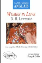 cover for book Women in Love