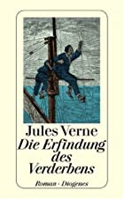Another cover of the book Facing the Flag by Jules Verne