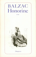 Another cover of the book Honorine by Honoré de Balzac